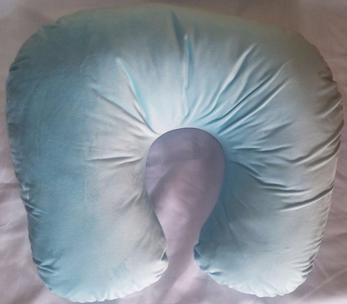 almohada de lactancia en u / hermosos estampados