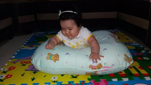 almohada de lactancia y estimulacion temprana oferta
