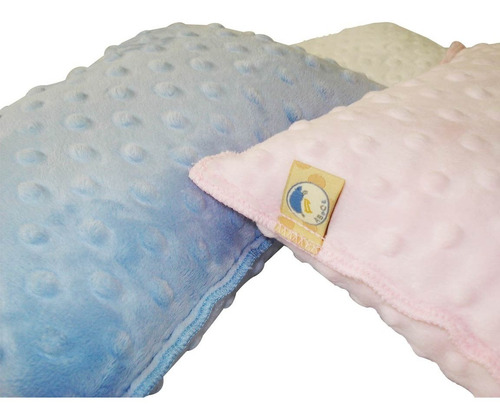 almohada doble burbuja para bebe abece