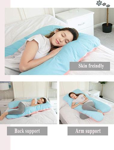 almohada embarazo cuerpo entero maternidad y lactancia