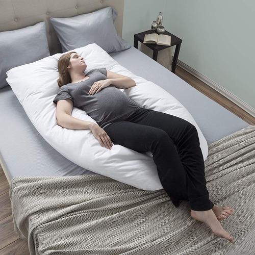 almohada embarazo de maternidad forma de u