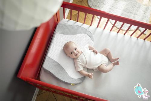 almohada ergonomica con inclinacion cosymat babymoov
