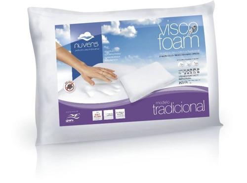 almohada espuma viscoelastica