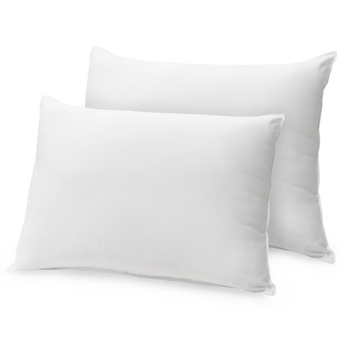 almohada hotelera ultra suave 100% algodón 500 hilos 70 x 50