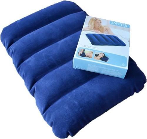 almohada inflable intex