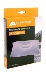 almohada inflable ozark camping viaje a un super precio!!!