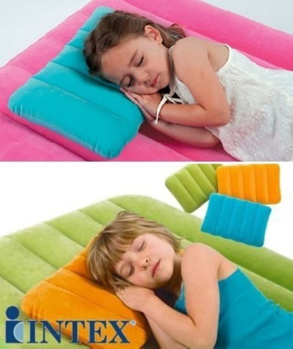almohada inflable para viaje, relajacion total, descanso