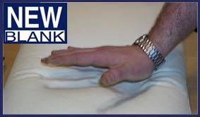 almohada inteligente c/ memoria sensorial cervical o clásica