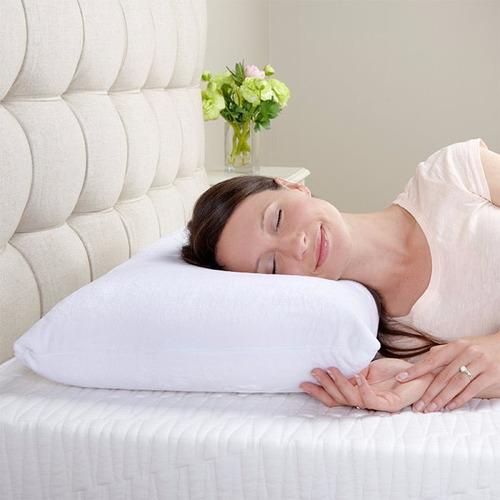 almohada inteligente espalma viscoelástica 68 x 48 relax