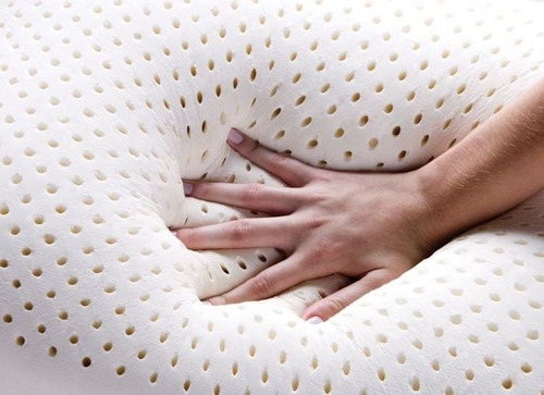 almohada inteligente viscoelastica aromaterapia 40x65x16
