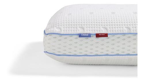 almohada luuna cool memory gel, estándar