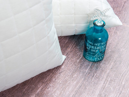 almohada matelasse vellon siliconado calidad superior de fab