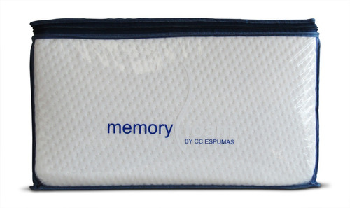 almohada memory foam curva súper suave