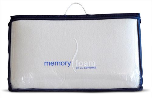 almohada memory foam makura