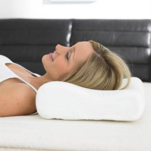 almohada natur latex pillow ortopedica indeformable