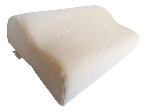 almohada ortopedica memory foam