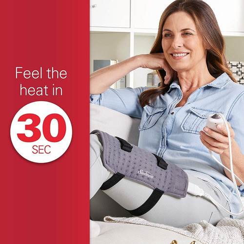 almohada pad eléctrico caliente térmico compresa xpress