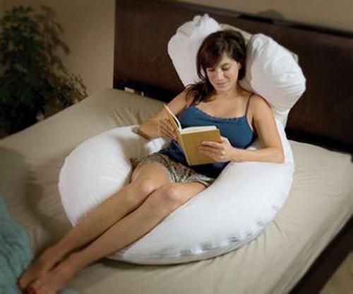 almohada para embarazadas,descanso,amamantar+cervical¡
