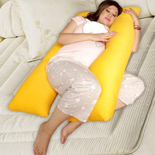 almohada para embarazo y lactancia
