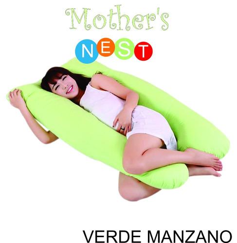 almohada para embarazo y lactancia / cojín