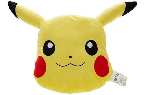 almohada pikachu pokemon producto oficial de nintendo