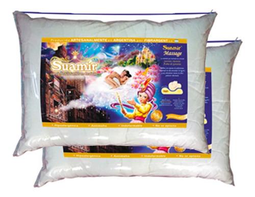 almohada suamir massage  070 x 050 cm