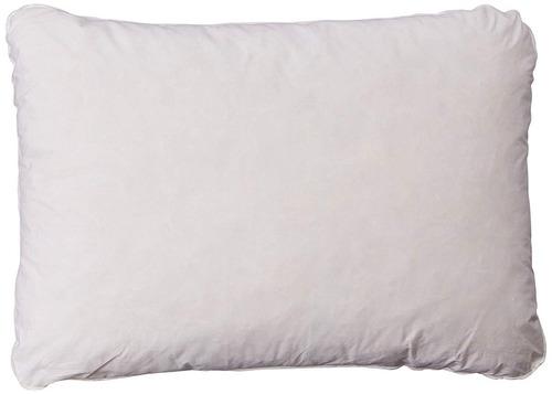 almohada suave natural algodón 240 hilos 50 x 70 cm