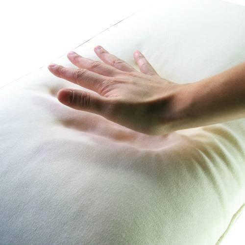 almohada viscoelastica (con memoria) nasa 90x50x17cm