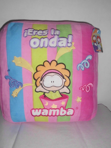 almohada wamba original