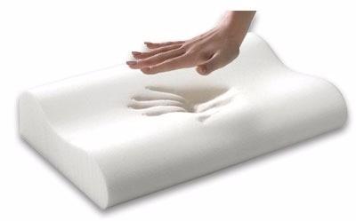 almohada x 2 inteligente cervical c/funda desmontable