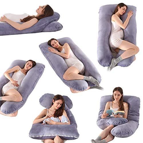 almohada zootzi comodidad en forma de u con una cubierta de