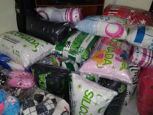 almohadas & cojines al por mayor siliconada