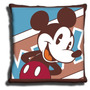 Cojin Puff Antiestres Micky Mouse Miniie Almohada Frozen