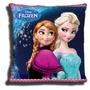 Cojin Puff Antiestres Frozen Cotillones Personalizados Cute