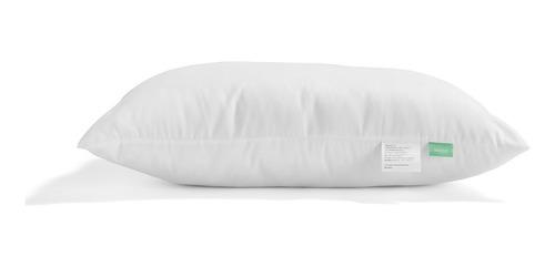 almohadas nooz essential de microfibra, 2 pack estándar