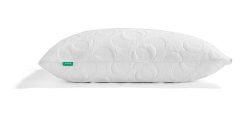 almohadas nooz memory foam, 2 pack estándar