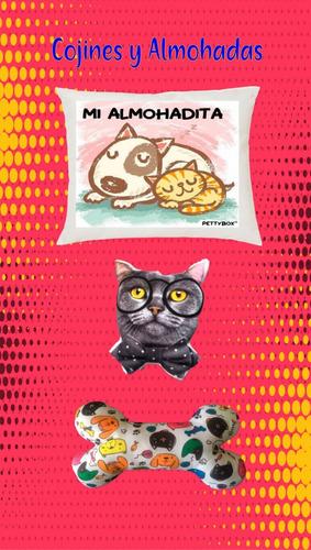 almohadas y cojines personalizados para mascotas
