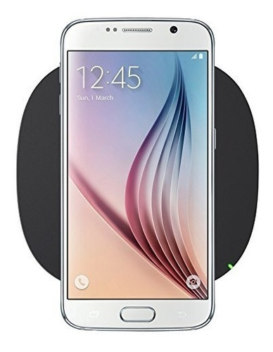 almohadilla de carga inalámbrica para iphone 8/8plus/iphonex