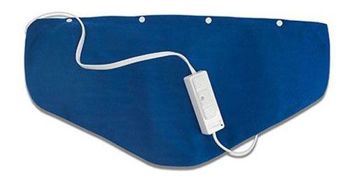 almohadilla eléctrica de cintura san up 3025 3 temperaturas