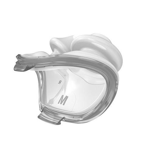 almohadilla grande para mascarilla resmed air fit p10 nasal