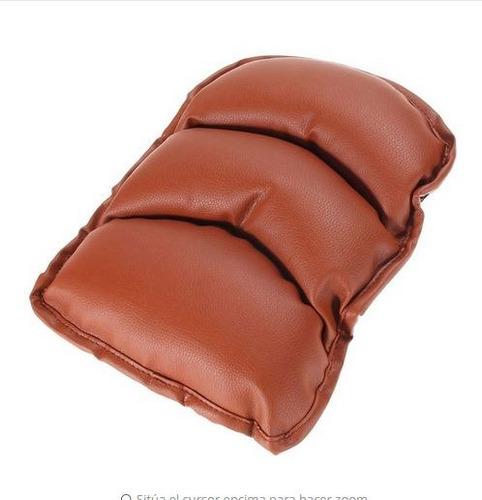 almohadilla universal para apoyabrazos de vehículos