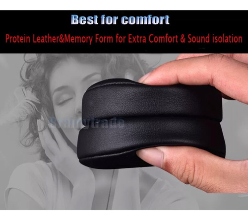 almohadillas / earpads beats studio 2 y studio 3