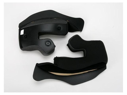 almohadillas mejilla afx fx-100 repuesto negro md
