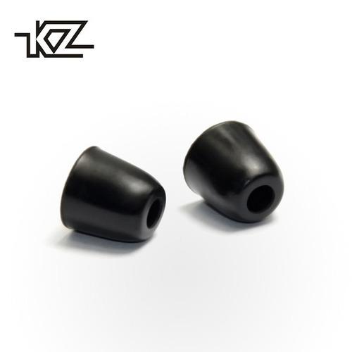 almohadillas memory foam gomas audífonos kz originales negro