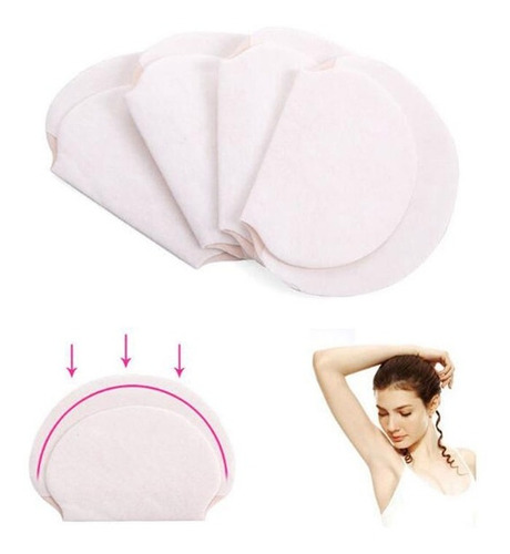 almohadillas pad sudor axila evento ropa evita manchas sudar