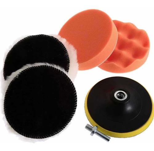 almohadillas para polichar 5 piezas 15cm