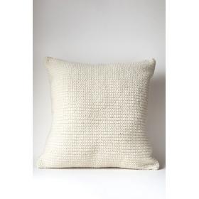 Almohadón 50x50cm Tejido Crochet