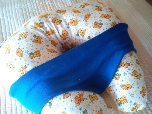 almohadon amamantar bebes con bombachón