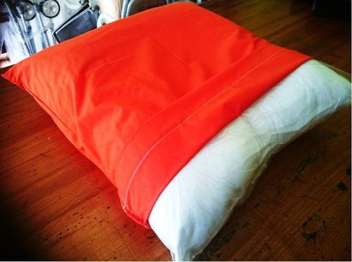 almohadón asiento vellon silicona antiesc funda de regalo