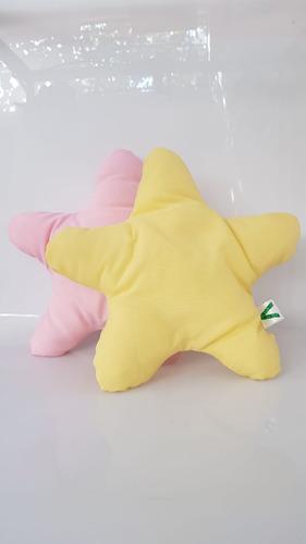 almohadón con formas para bebes estampado   vinilo design